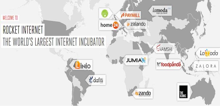 Rocket Internet's Business Model.